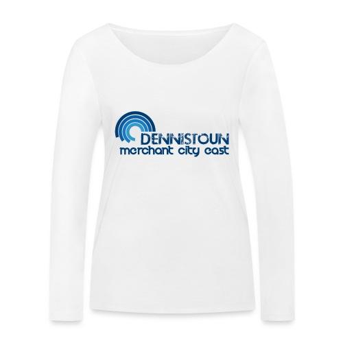 Dennistoun MCE - Women's Organic Longsleeve Shirt by Stanley & Stella
