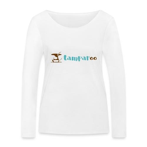 Tamparoo - Maglietta a manica lunga ecologica da donna di Stanley & Stella