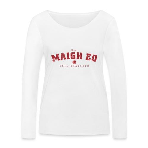 mayo vintage - Women's Organic Longsleeve Shirt by Stanley & Stella