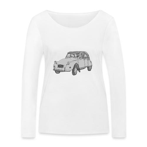 Ma Deuch est fantastique - T-shirt manches longues bio Stanley & Stella Femme