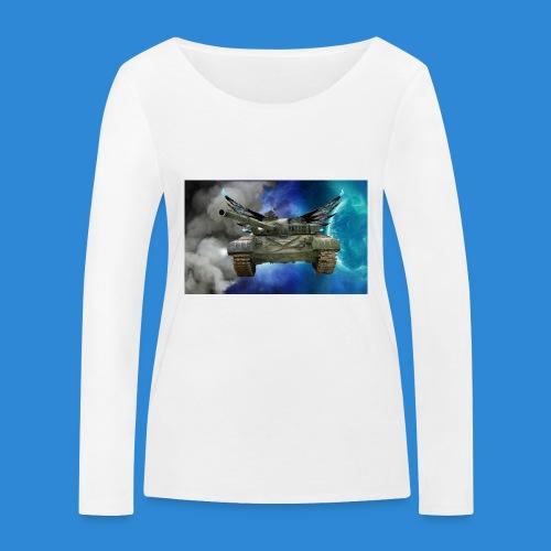 T72 - Women's Organic Longsleeve Shirt by Stanley & Stella