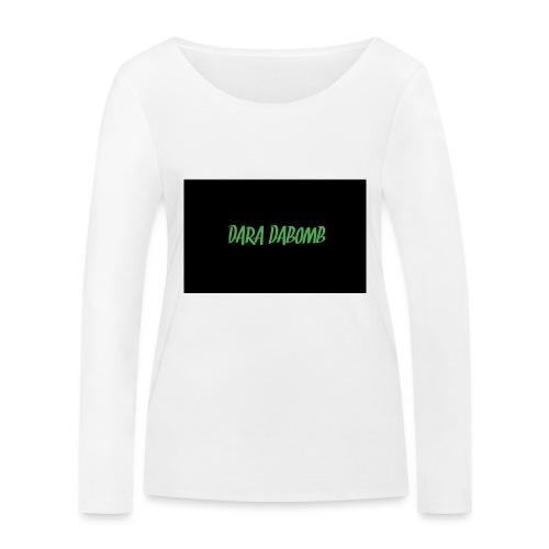 Blackout Range - Women's Organic Longsleeve Shirt by Stanley & Stella