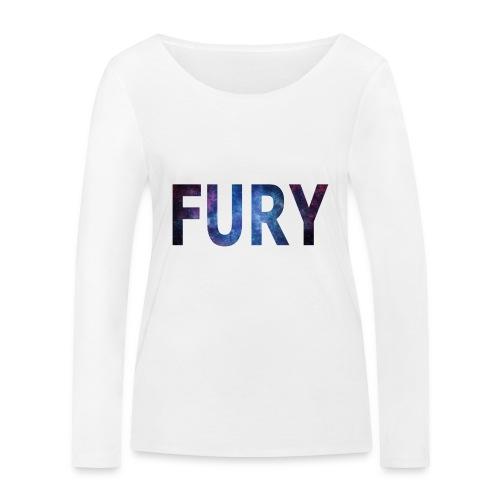 FURY - Økologisk Stanley & Stella langærmet T-shirt til damer