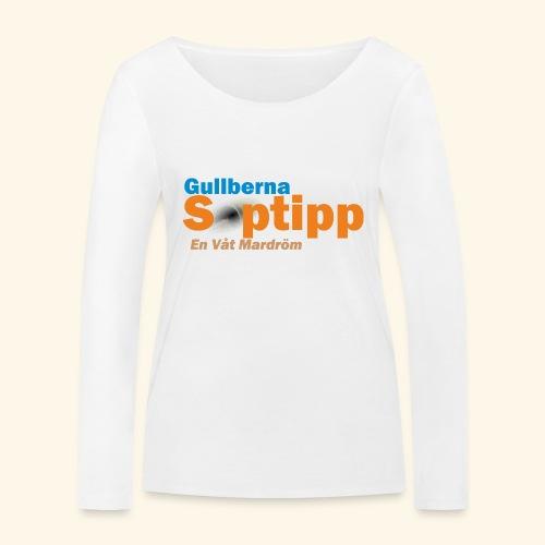 Gullberna Soptipp - Ekologisk långärmad T-shirt dam från Stanley & Stella