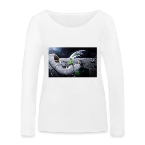 AstroBeer - Frauen Bio-Langarmshirt von Stanley & Stella