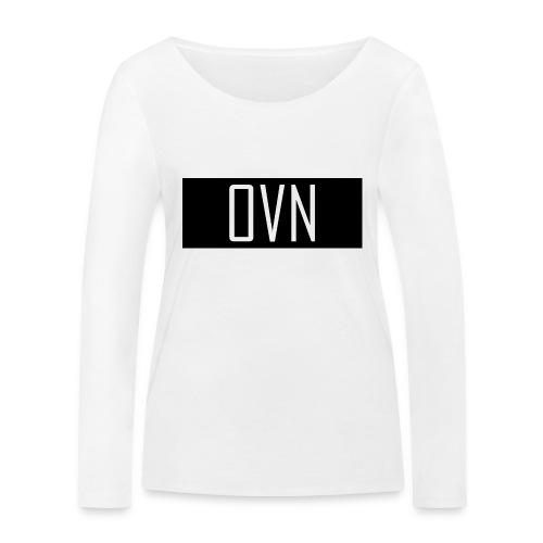 OVN Strapback - Vrouwen bio shirt met lange mouwen van Stanley & Stella