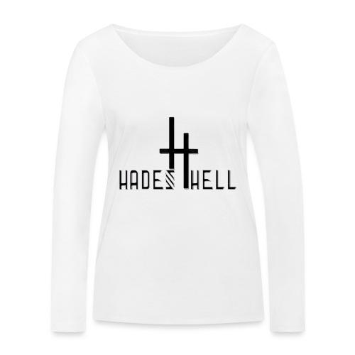 hadeshell black 3D - Frauen Bio-Langarmshirt von Stanley & Stella