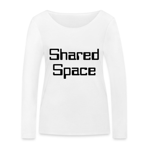 Shared Space - Frauen Bio-Langarmshirt von Stanley & Stella