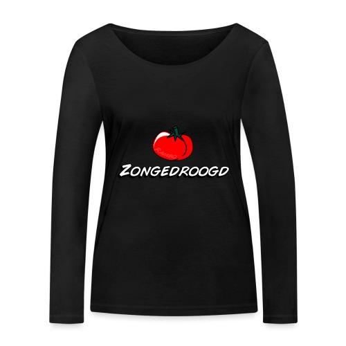 ZONGEDROOGD - Vrouwen bio shirt met lange mouwen van Stanley & Stella