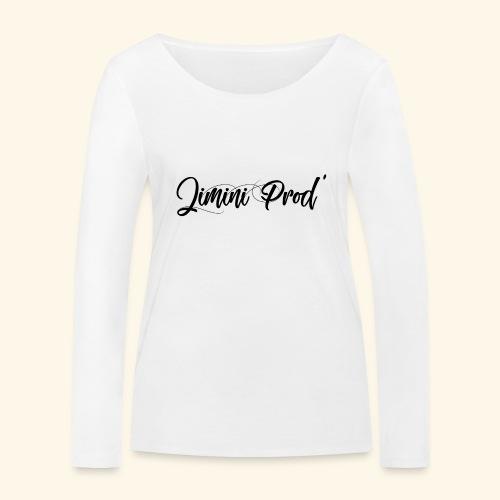 Jimini Prod' - T-shirt manches longues bio Stanley & Stella Femme