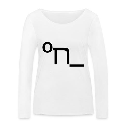 DRUNK - Women's Organic Longsleeve Shirt by Stanley & Stella