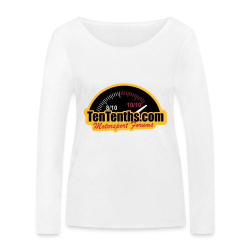 3Colour_Logo - Women's Organic Longsleeve Shirt by Stanley & Stella