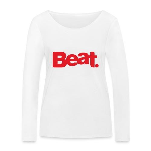 Beat Bunny - Women's Organic Longsleeve Shirt by Stanley & Stella