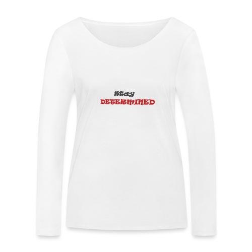 Saying in English - Women's Organic Longsleeve Shirt by Stanley & Stella