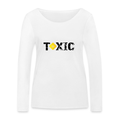 TOXIC - T-shirt manches longues bio Stanley & Stella Femme