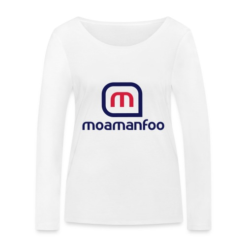 Moamanfoo - T-shirt manches longues bio Stanley & Stella Femme
