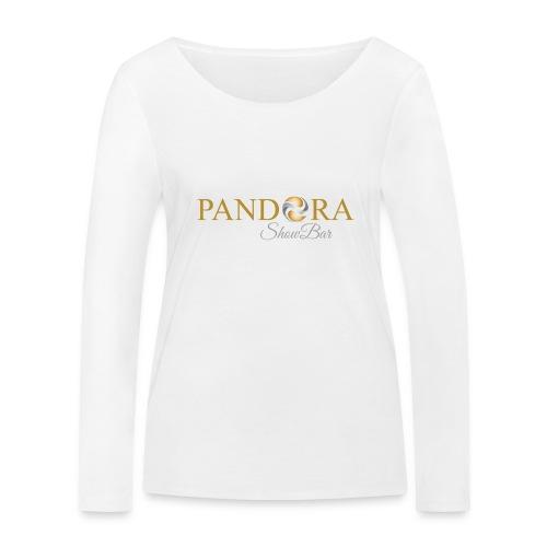PAND0RA ShowBar - Frauen Bio-Langarmshirt von Stanley & Stella