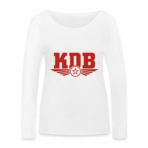 KDB - Women's Organic Longsleeve Shirt by Stanley & Stella