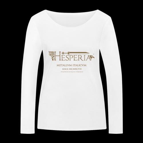 LOGO boccale png - Women's Organic Longsleeve Shirt by Stanley & Stella