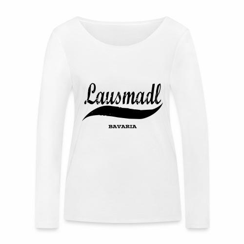 LAUSMADL BAVARIA - Frauen Bio-Langarmshirt von Stanley & Stella