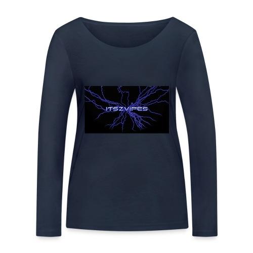 Beste T-skjorte ever! - Økologisk langermet T-skjorte for kvinner fra Stanley & Stella