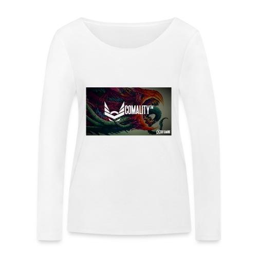 WRONG | Out off stock - Vrouwen bio shirt met lange mouwen van Stanley & Stella