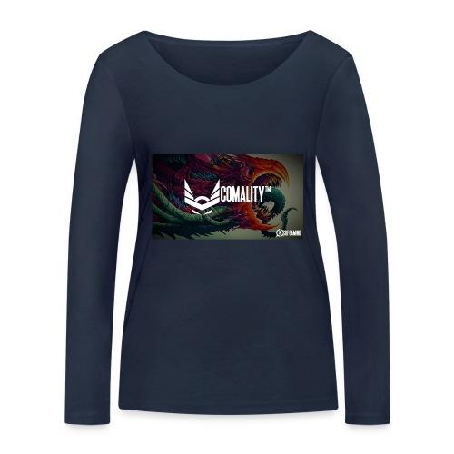 WRONG   Out off stock - Vrouwen bio shirt met lange mouwen van Stanley & Stella