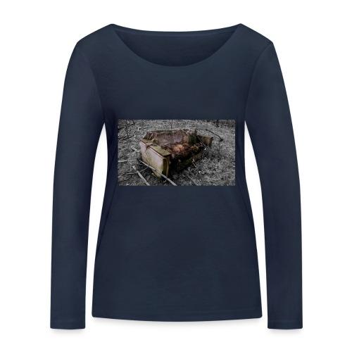 sofa 1 - Økologisk Stanley & Stella langærmet T-shirt til damer