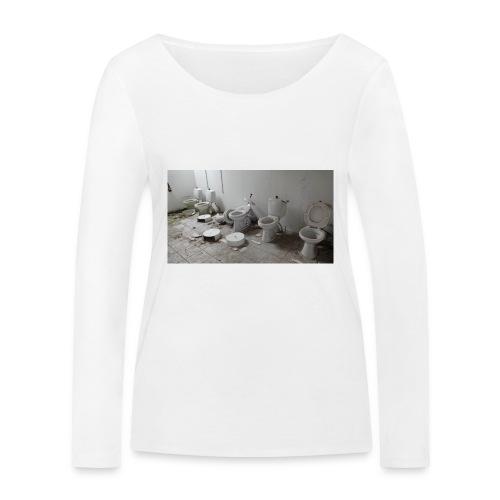 Toilets - Økologisk Stanley & Stella langærmet T-shirt til damer