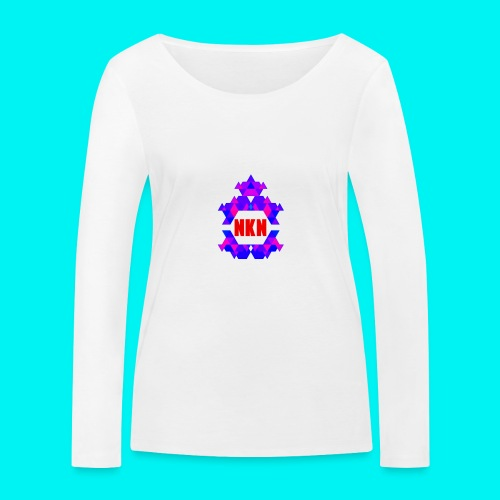 THE OFFICIAL NEUKADNEZZAR T-SHIRT - Women's Organic Longsleeve Shirt by Stanley & Stella