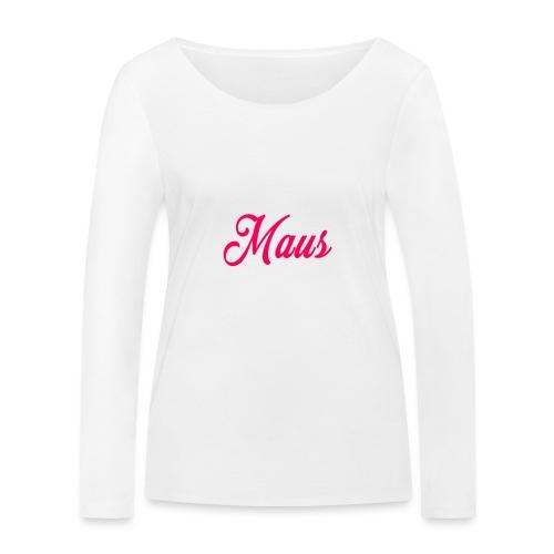 KIDS MAUS SWEATER by MAUS - Vrouwen bio shirt met lange mouwen van Stanley & Stella