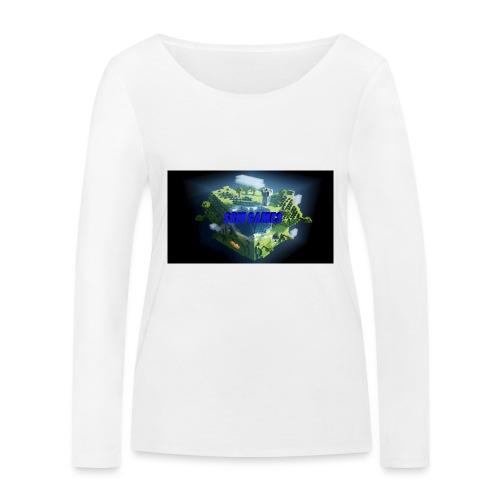 T-shirt SBM games - Vrouwen bio shirt met lange mouwen van Stanley & Stella