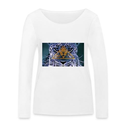 Infradito Beatstux - Maglietta a manica lunga ecologica da donna di Stanley & Stella