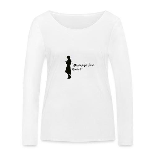 Queenie - T-shirt manches longues bio Stanley & Stella Femme