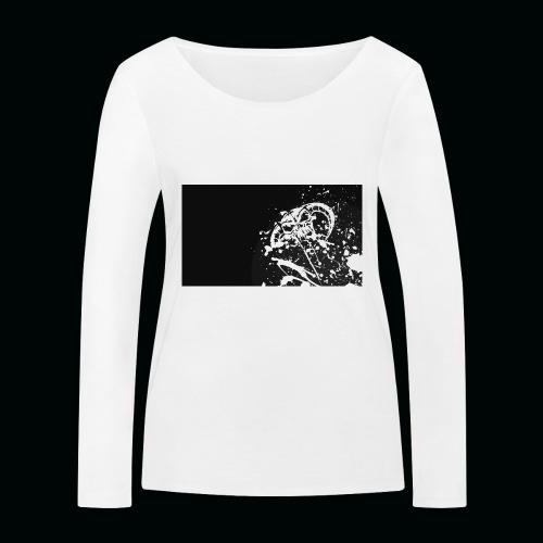 h11 - T-shirt manches longues bio Stanley & Stella Femme