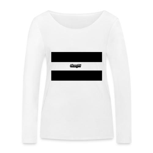 OkanyTV - Frauen Bio-Langarmshirt von Stanley & Stella