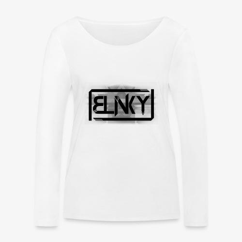 Blinky Compact Logo - Women's Organic Longsleeve Shirt by Stanley & Stella
