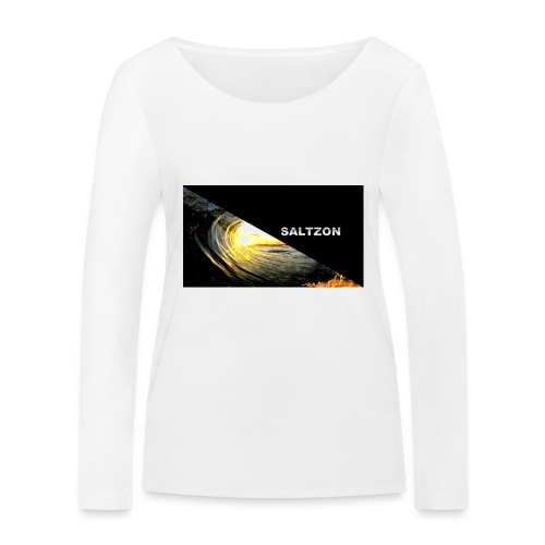 saltzon - Women's Organic Longsleeve Shirt by Stanley & Stella
