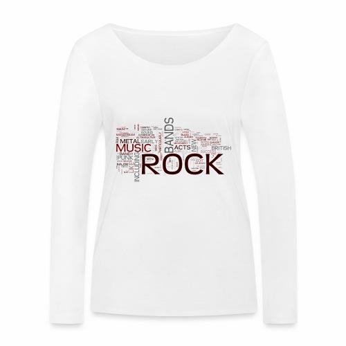 rockwords - Frauen Bio-Langarmshirt von Stanley & Stella