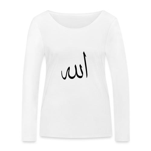 Allah - T-shirt manches longues bio Stanley & Stella Femme
