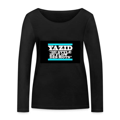 jdfcrea serie 1 - T-shirt manches longues bio Stanley & Stella Femme