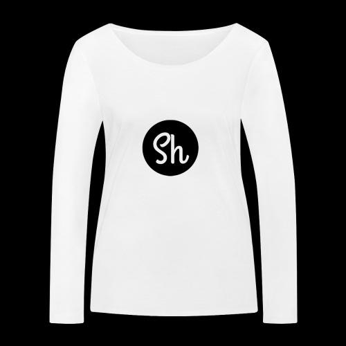 LOGO 2 - Women's Organic Longsleeve Shirt by Stanley & Stella