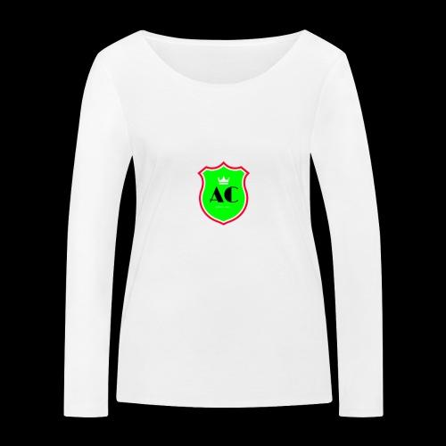 Arlek Cypetav - T-shirt manches longues bio Stanley & Stella Femme