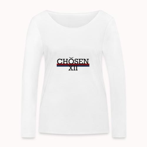 ChosenXII - Vrouwen bio shirt met lange mouwen van Stanley & Stella