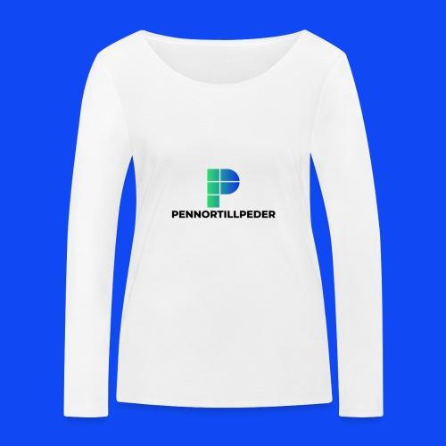 PennorTillPeder - Ekologisk långärmad T-shirt dam från Stanley & Stella