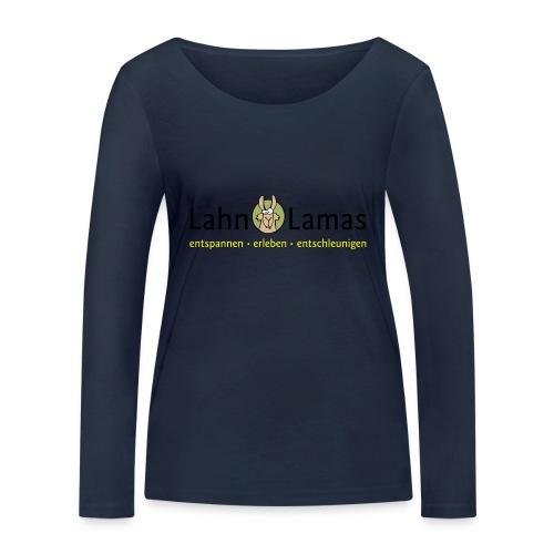 Lahn Lamas - Frauen Bio-Langarmshirt von Stanley & Stella