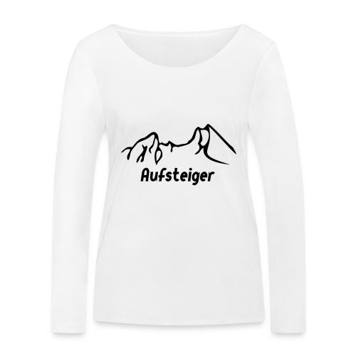 Bergsteiger Shirt - Frauen Bio-Langarmshirt von Stanley & Stella