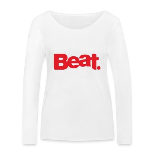 Beat Mug - Women's Organic Longsleeve Shirt by Stanley & Stella