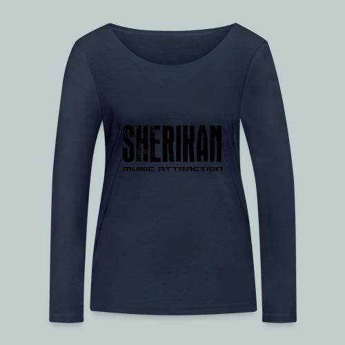 Sherikan - Ekologisk långärmad T-shirt dam från Stanley & Stella
