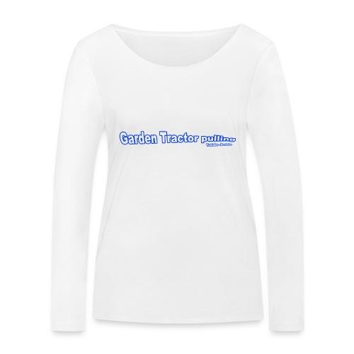 Børne Garden Tractor pulling - Økologisk Stanley & Stella langærmet T-shirt til damer